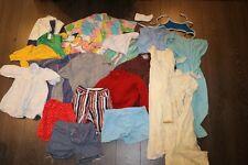 vintage kids clothes lot 60s 70s T Shirt Dress Shorts Girl