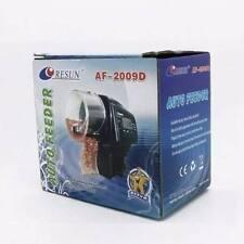 AF-20009D RESUN Fish Feeder Aquarium Tank Fish Food Automatic Timer Feeding