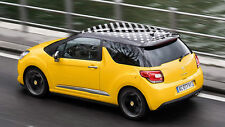 Citroen DS3 roof Polka dots spots car Adhesive graphic sticker decal