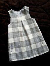 Girls Nutmeg Pinafore Dress 3-4 Years