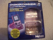 Charger/Chargeur per Game Boy Color-BigBen Interactive-NUOVO e inutilizzato
