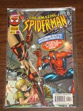 AMAZING SPIDERMAN #424 VOL1 MARVEL COMICS SPIDEY JUNE 1997