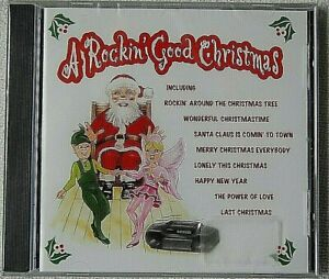 A ROCKIN GOOD CHRISTMAS CD Brand New & Factory Sealed 16 Great Tracks