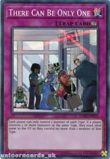 EXFO-EN076 There Can Be Only One Super Rare 1st Edition Mint YuGiOh Card