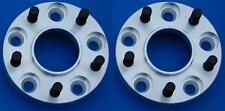 Seat 5x100 to 5x120 Range Rover P38 20mm Hubcentric Car PCD Adaptors 1 PAIR