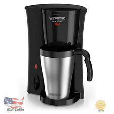 New listing Single Serve Coffee Maker Single Cup One Cup Coffee Maker Small Personal Brew