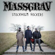 MASSGRAV - STOCKHOLM ROCKERS   CD NEUF