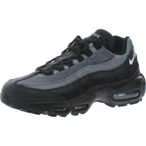 Authentic NIKE Air Max 95 Essential / Men's / Black/Dark Smoke Gray / Reg $170