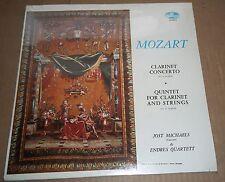 Jost Michaels MOZART Clarinet Concerto/Quintet - Allegro AR 88013 SEALED