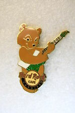 CARDIFF,Hard Rock Cafe Pin,FLAG BEAR Series,LE,*Closed Cafe