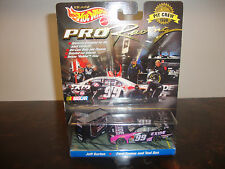 Jeff Burton---Hot Wheels---Pro Racing---1:64 Scale Diecast---With Tool Box--1998