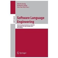 Software Language Engineering : 6th International Conference, SLE 2013,...