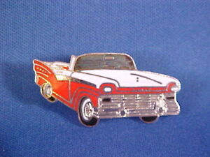 1957 Ford Fairlane SUNLINER convertible tie tack/pin 57