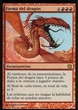 Forma del dragón FOIL / Form of the Dragon | EX- | 9th | ESP | Magic MTG