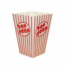 10 Popcorn Boxes -  Cinema Party Favour Treat Boxes - Hollywood Movie Party Box