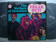 THE MOTHERS OF INVENTION - FREAK OUT / GC & PINUP