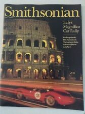 Smithsonian Magazine Italy's Car Rally Lindbergh Lands May 2002 060619nonrh