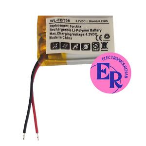 Replacement Fitbit Fit Bit Alta Battery WL-FBT08 36mAh