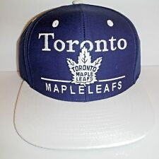 Toronto Maple Leafs Authentic  Snapback Hat NWT Cap