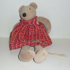 Doudou Souris Moulin Roty - Collection la grande Famille