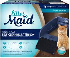 Littermaid Automatic Self Cleaning Litter Box Cat Pet Kitty Pan Scoop Single Cat