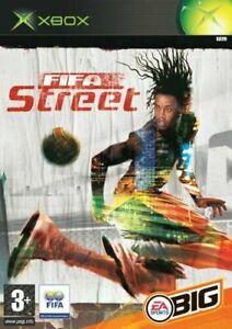 FIFA Street (Xbox) - Game  EKVG