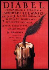 DIABEL 1972 Andrzej Zulawski - Leszek Teleszynski, Wojciech Pszonia, ALL R DVD