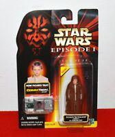 Star Wars Episode 1 Anakin Skywaker Naboo Action Figure w/ Chip Hasbro Sealed