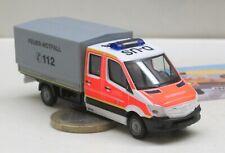"""Herpa  092791  Mercedes-Benz Sprinter MZF """"Feuerwehr Düsseldorf""""     (5440)"""