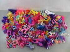9 Lb Bulk Lot of Loose, Assorted Modern My Little Pony Toy Horses, Dolls - LOT