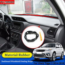 Dust Proof Car Interior Dashboard Windshield Sealing Strips For Chery Tiggo 3