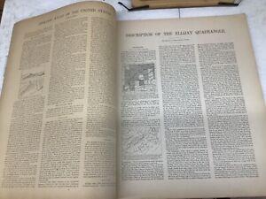 "1913 Ellijay, GA/NC/TN Folio: Geologic Atlas Of The United States 21.5 x 18"""