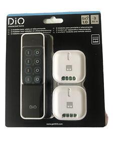 DIO 2 modules pour volets et télécommande