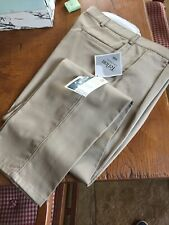 Mens GTC Golf Trousers Size 36 Waist 33 Leg