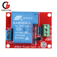 1 Relay Module 5V 30A High Power Fit For Arduino AVR PIC DSP ARM SLA-05VDC-SL-A