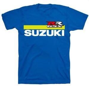 Suzuki GSXR GSX-RR T-Shirt, Blue in All Sizes, 990A0-16208