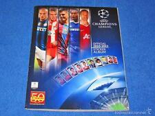 UEFA CHAMPIONS LEAGUE 2010/2011 (PANINI) - COLECCIÓN COMPLETA Y COMO NUEVA!