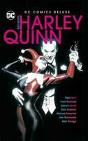 CMES Mexican Edition in Spanish Harley Quinn Hard Cover