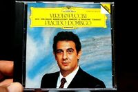 Verdi & Puccini - Placido Domingo  -  CD, VG