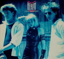 """BERLIN """"LIKE FLAMES/Hideaway"""" GEFFEN 28563 (1986) 45 RPM & PIC SLV (M/M - )"""
