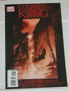 Stephen King's The Dark Tower: End-World Almanac #1 One-shot NM+ 9.4 to 9.8