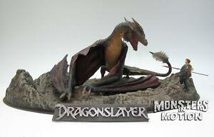 Dragonslayer 1/32 Scale Vermithrax Dragon Diorama Statue SEALED BOX 221PG02