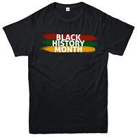 Black History Month T-Shirt, Black Lives Matter, Black Power, Tee Top