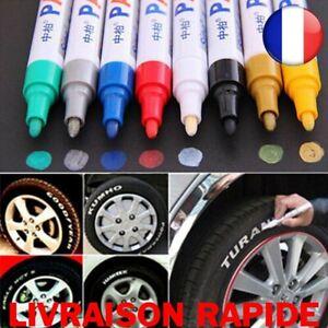 Pen Car Tyre CD Metal Permanent Markers Painting Graffiti Marker Car