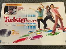 "Milton Bradley Twister Moves with 3 cd's with Jesse McCartney  ""She's no you"""