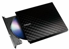 Asus SDRW-08D2S-U LITE USB Portable External DVD Writer for Laptop & Desktop**