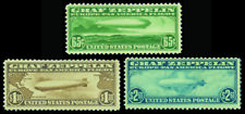 C13-15 Graf Zeppelin set of three