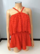 6286d4ec736 Alice Mccall Playsuit New Bnwts Size Uk 6 Scarlet