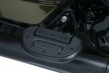 Kuryakyn Black Heavy Industry Folding Driver Passenger Foot Floor Boards Harley