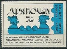 France - label 1976 Juvaroven (blue)